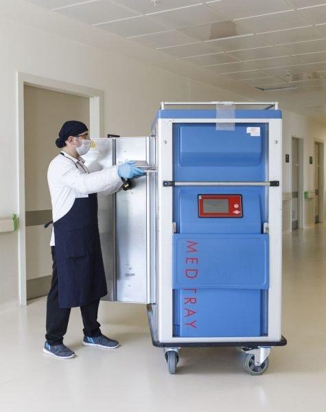 Hastane yemek servisi